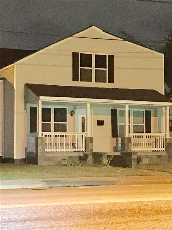 2903 Elm Ave, Portsmouth, VA 23704 (#10235631) :: Chad Ingram Edge Realty