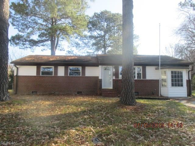 1205 Baskerville Ln, Portsmouth, VA 23701 (#10235848) :: Berkshire Hathaway HomeServices Towne Realty