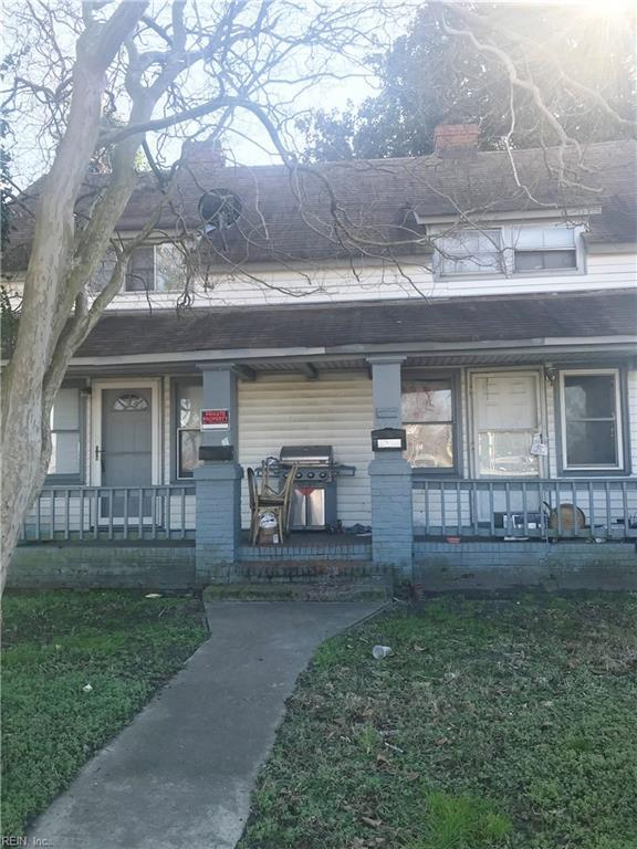 2211 Portsmouth Blvd, Portsmouth, VA 23704 (MLS #10235981) :: AtCoastal Realty
