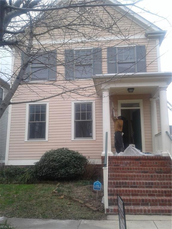 9013 Crabapple St, Portsmouth, VA 23704 (#10236504) :: Coastal Virginia Real Estate