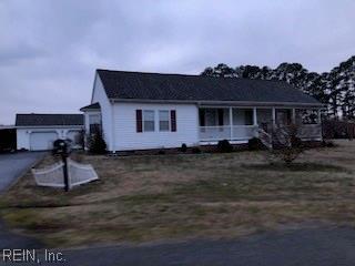 27484 Dardens Mill Rd, Isle of Wight County, VA 23315 (#10237639) :: Abbitt Realty Co.