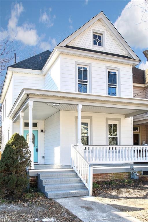 315 W 31st St, Norfolk, VA 23508 (#10237855) :: Berkshire Hathaway HomeServices Towne Realty