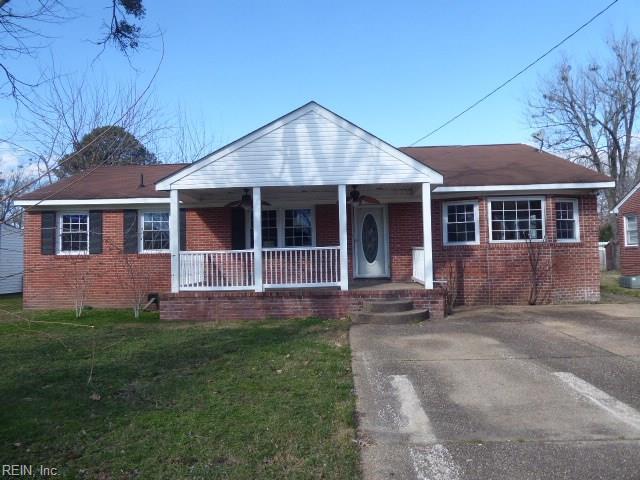 133 Albany Dr, Hampton, VA 23666 (#10238459) :: Abbitt Realty Co.