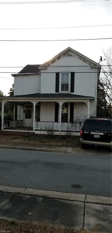 307 W 1st Ave, Franklin, VA 23851 (#10238519) :: Abbitt Realty Co.