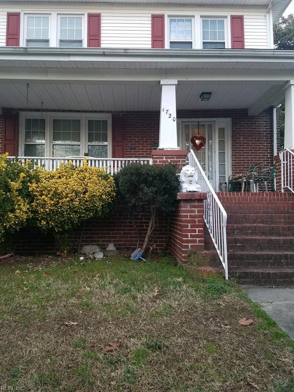 1720 Ashland Ave, Norfolk, VA 23509 (#10238693) :: Rocket Real Estate