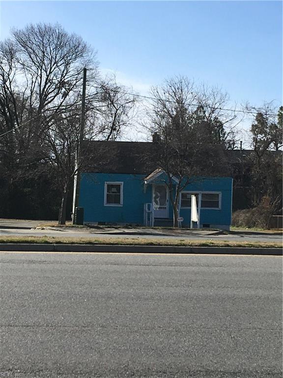 83 W Mercury Blvd, Hampton, VA 23669 (#10238730) :: Abbitt Realty Co.
