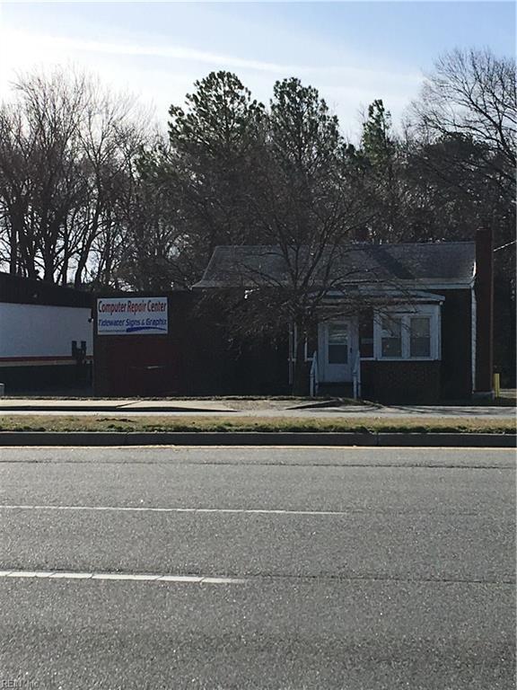 85 W Mercury Blvd, Hampton, VA 23669 (#10238731) :: Abbitt Realty Co.