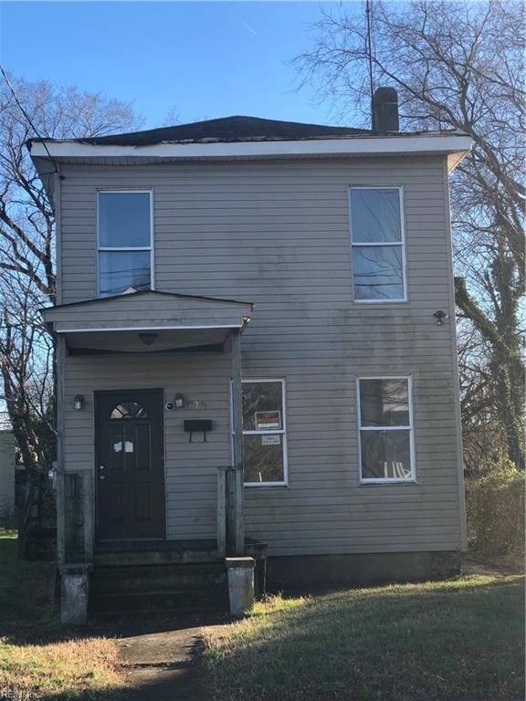 825 Duke St, Portsmouth, VA 23704 (#10238755) :: The Kris Weaver Real Estate Team