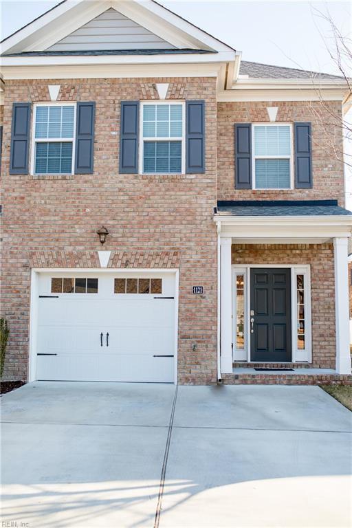 1121 Chatham Ln #51, Chesapeake, VA 23320 (MLS #10239044) :: AtCoastal Realty