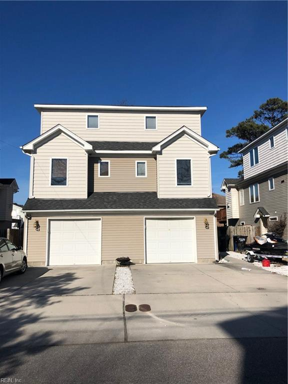 4612 Guam St, Virginia Beach, VA 23455 (#10239722) :: Austin James Real Estate