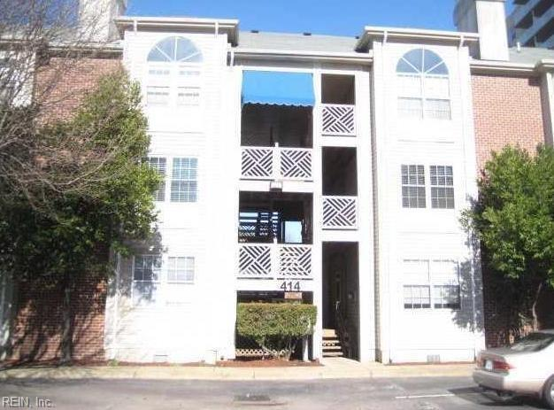 414 Delaware Ave #318, Norfolk, VA 23508 (#10239781) :: Berkshire Hathaway HomeServices Towne Realty