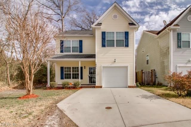 1601 Cullen Ave, Chesapeake, VA 23324 (MLS #10239790) :: AtCoastal Realty