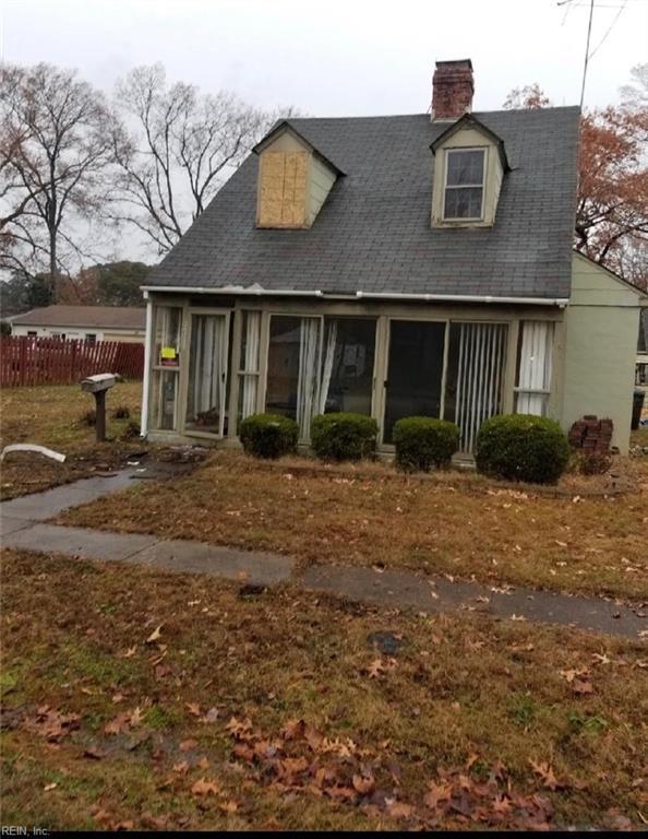 2 S Magruder Rd, Newport News, VA 23605 (#10239857) :: Austin James Real Estate