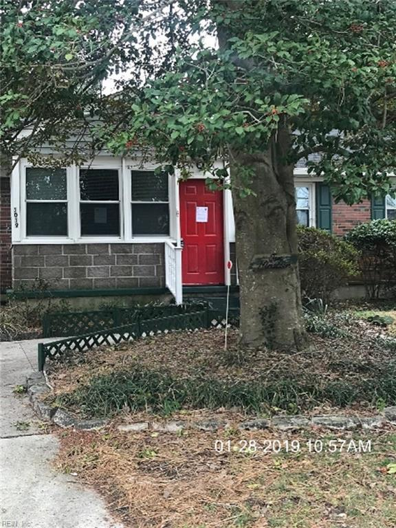 1019 Horne Ave, Portsmouth, VA 23701 (#10240262) :: Atkinson Realty