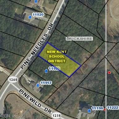 Lt P33 Pine Needles Dr, New Kent County, VA 23140 (#10240496) :: Berkshire Hathaway HomeServices Towne Realty