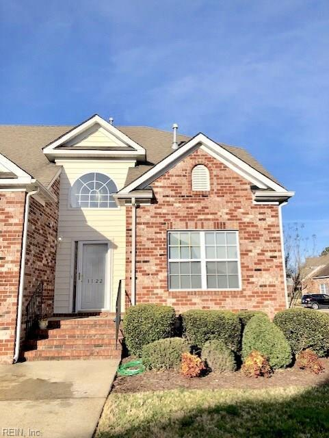 3122 Sterling Way #56, Portsmouth, VA 23703 (#10240512) :: Berkshire Hathaway HomeServices Towne Realty