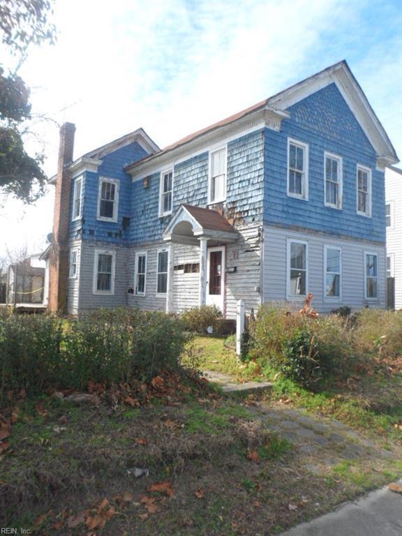 71 Maple Ave, Newport News, VA 23607 (#10240571) :: Austin James Real Estate