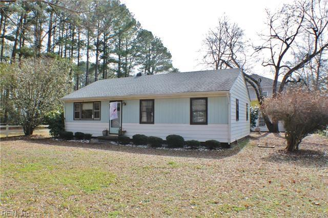45 Little Cove Way, Mathews County, VA 23050 (#10240915) :: Abbitt Realty Co.