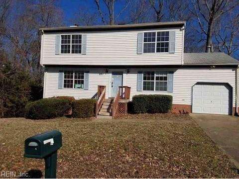 897 Garrow Rd, Newport News, VA 23608 (#10240935) :: 757 Realty & 804 Homes