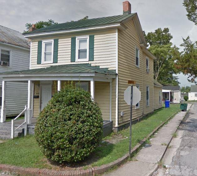 321 Hill St, Suffolk, VA 23434 (MLS #10241065) :: AtCoastal Realty