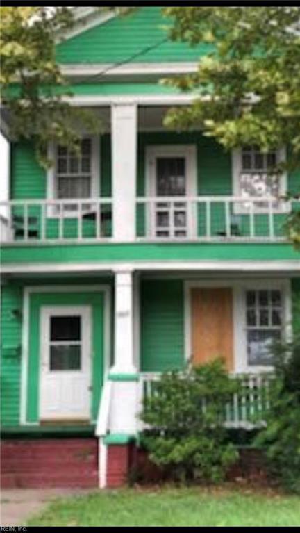 1805 Elm Ave, Portsmouth, VA 23704 (#10241094) :: The Kris Weaver Real Estate Team