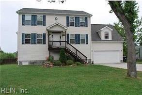 181 Ridge Rd, Poquoson, VA 23662 (#10241312) :: AMW Real Estate