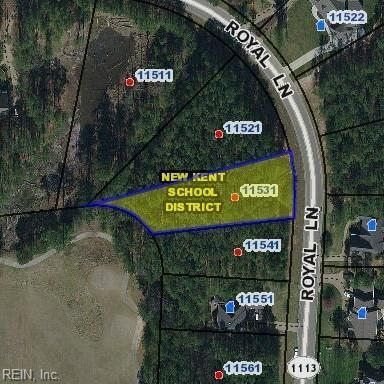 11531 Royal Ln, New Kent County, VA 23140 (#10241446) :: Berkshire Hathaway HomeServices Towne Realty
