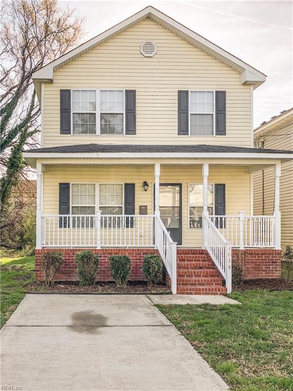 1614 Selden Ave, Norfolk, VA 23523 (#10241509) :: Atlantic Sotheby's International Realty