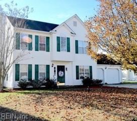 8 Old Pond Ct, Hampton, VA 23666 (#10241552) :: Abbitt Realty Co.