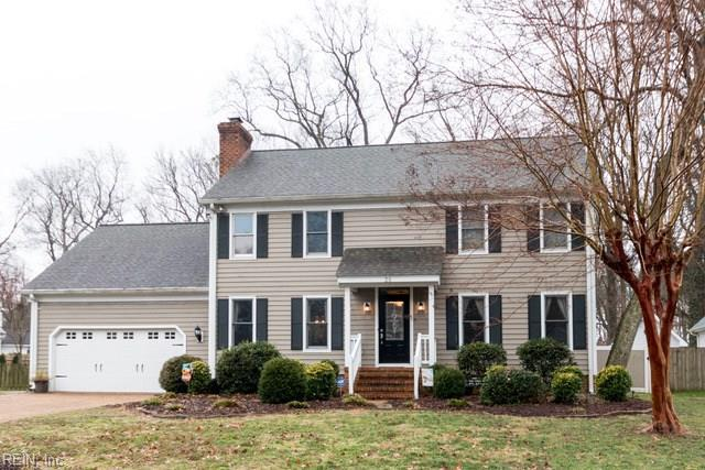 28 Welford Ln, Newport News, VA 23606 (#10241657) :: 757 Realty & 804 Homes