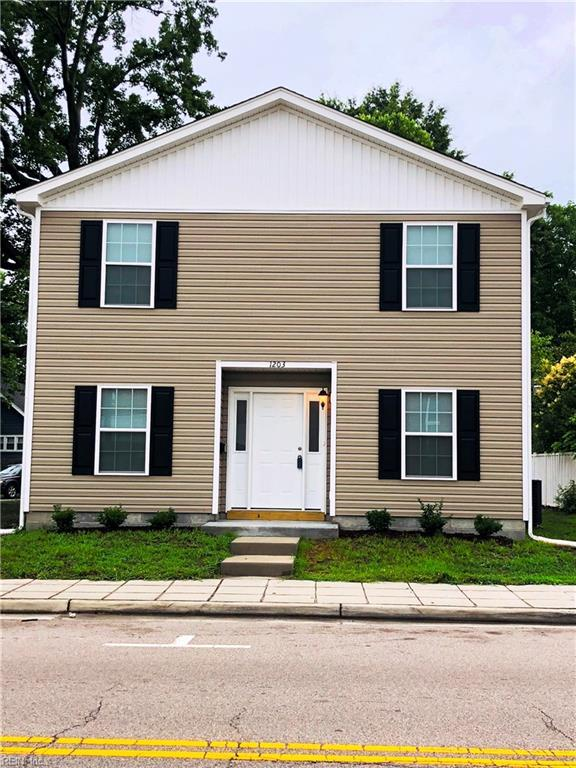 1203 Poindexter St, Chesapeake, VA 23324 (#10241668) :: RE/MAX Central Realty
