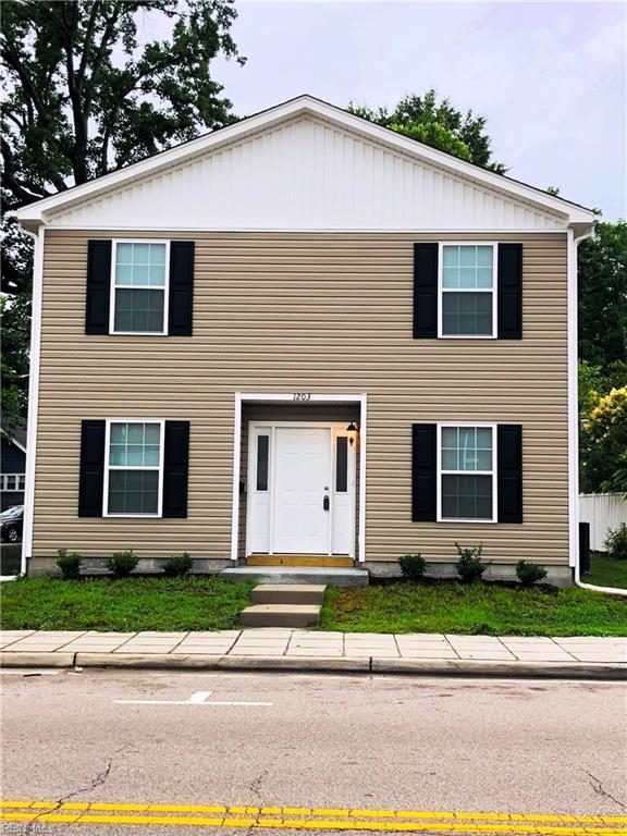1203 Poindexter St, Chesapeake, VA 23324 (#10241668) :: Berkshire Hathaway HomeServices Towne Realty