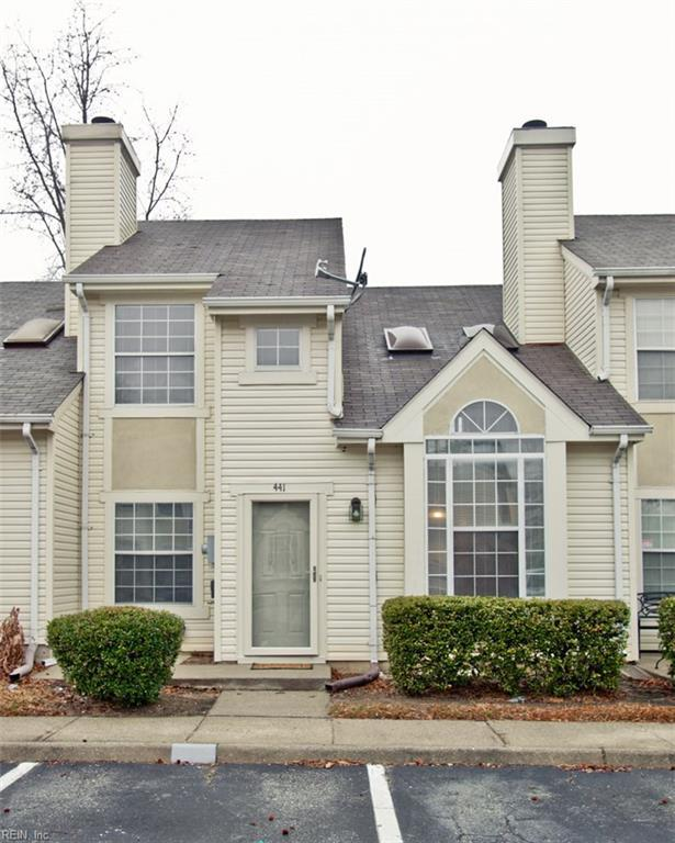 441 Lees Mill Dr, Newport News, VA 23608 (#10241843) :: Upscale Avenues Realty Group