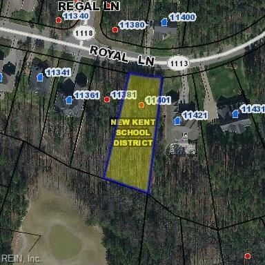 11401 Royal Ln, New Kent County, VA 23140 (#10241911) :: Berkshire Hathaway HomeServices Towne Realty