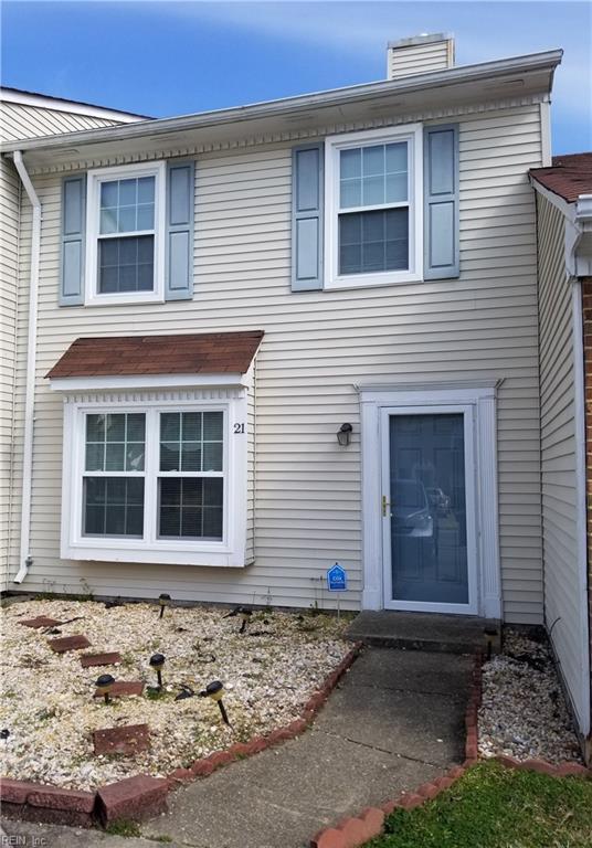 21 Riverchase Dr, Hampton, VA 23669 (#10243032) :: Berkshire Hathaway HomeServices Towne Realty