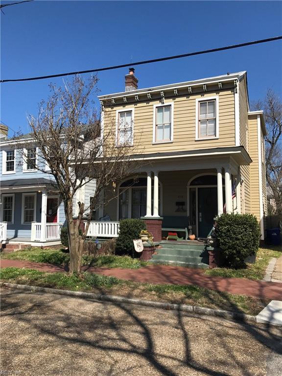 610 North St, Portsmouth, VA 23704 (MLS #10243097) :: Chantel Ray Real Estate