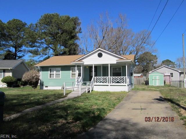 10 Median Pl, Portsmouth, VA 23701 (MLS #10243424) :: Chantel Ray Real Estate