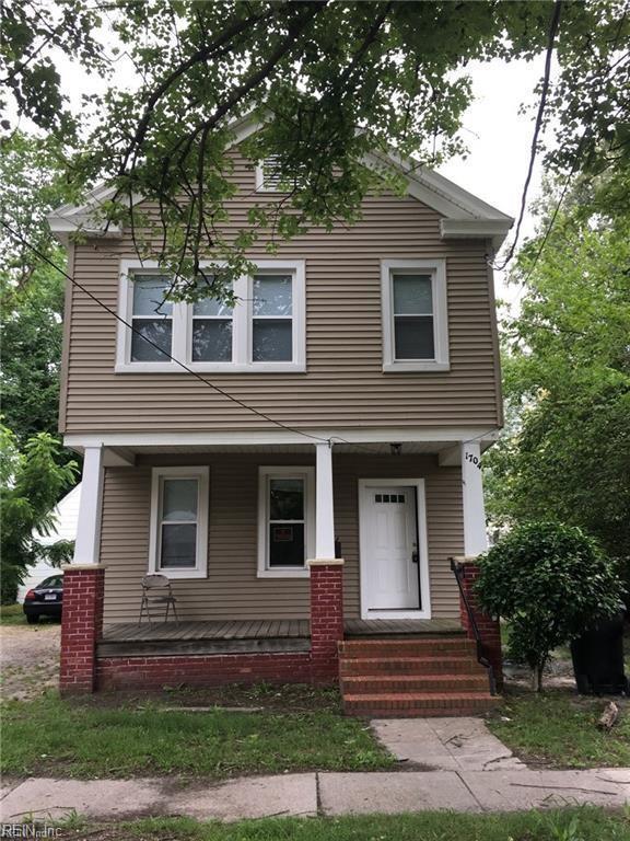 1704 Richmond Ave, Portsmouth, VA 23704 (#10244006) :: Atkinson Realty