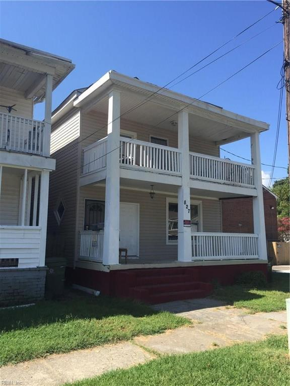 827 28th St, Norfolk, VA 23508 (#10244074) :: Abbitt Realty Co.