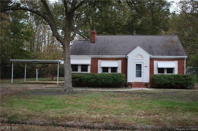 176 N Bay Haven Rd, Mathews County, VA 23066 (MLS #10244387) :: AtCoastal Realty