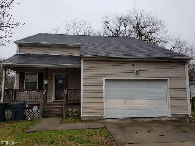 924 Mason St, Hampton, VA 23669 (#10244632) :: The Kris Weaver Real Estate Team