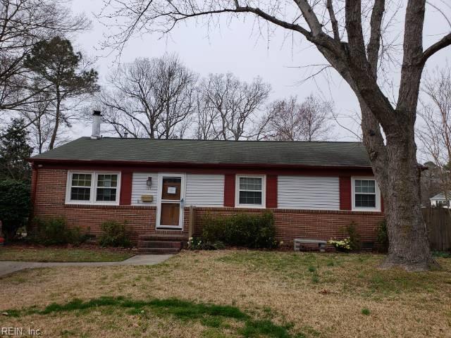 121 Eastlawn Dr, Hampton, VA 23664 (MLS #10245214) :: AtCoastal Realty