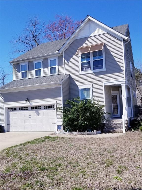 717 Daylily Ln, Newport News, VA 23608 (#10245246) :: The Kris Weaver Real Estate Team