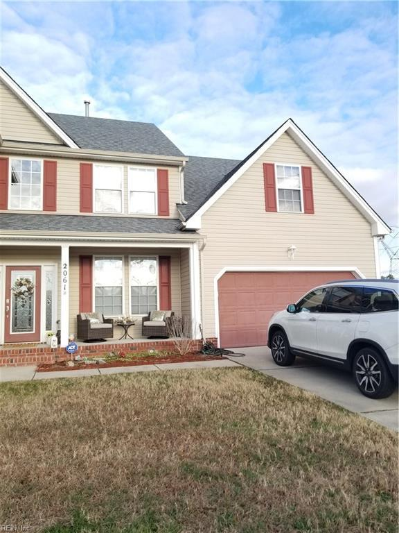 2061 Brians Ln, Suffolk, VA 23434 (#10245367) :: Chad Ingram Edge Realty