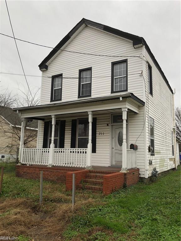311 Berkley Ave, Norfolk, VA 23523 (#10245696) :: Berkshire Hathaway HomeServices Towne Realty