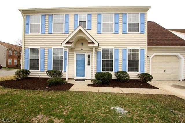 416 Oak Gate Dr, Chesapeake, VA 23320 (MLS #10245925) :: Chantel Ray Real Estate