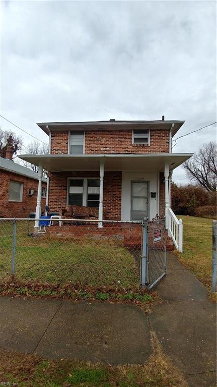 1229 24th St, Newport News, VA 23607 (#10246127) :: 757 Realty & 804 Homes