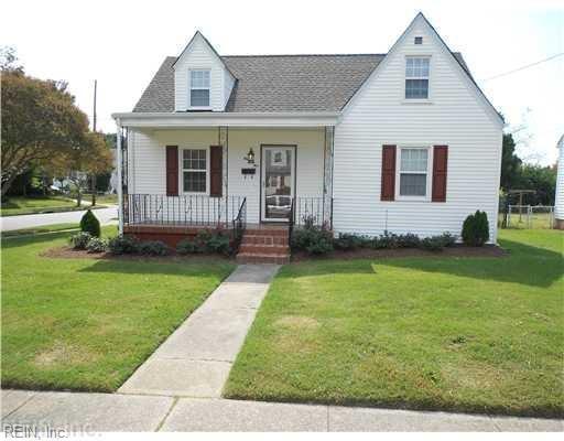965 Marietta Ave, Norfolk, VA 23513 (MLS #10246158) :: AtCoastal Realty