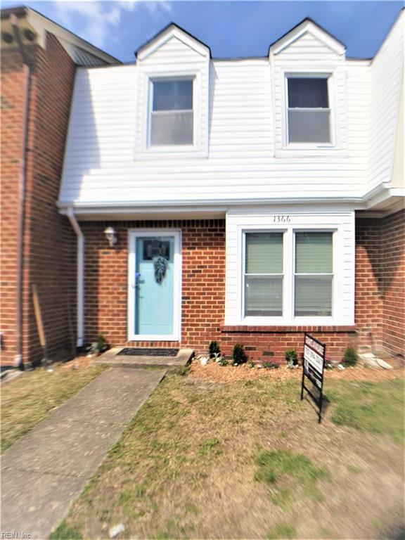 1366 Battleford Dr, Virginia Beach, VA 23464 (#10246454) :: The Kris Weaver Real Estate Team