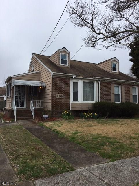 409 E Chester St, Norfolk, VA 23503 (MLS #10246469) :: Chantel Ray Real Estate